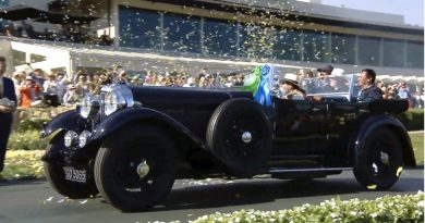 First Bentley Since 1965 to Win Pebble Beach Best of Show