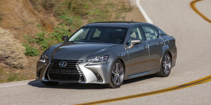 Lexus GS 300 Production Ends for 2020