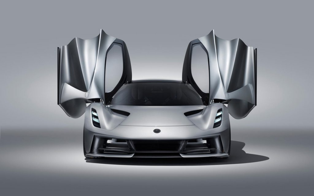Lotus Evija Debut at The Quail Attracts More Buyers
