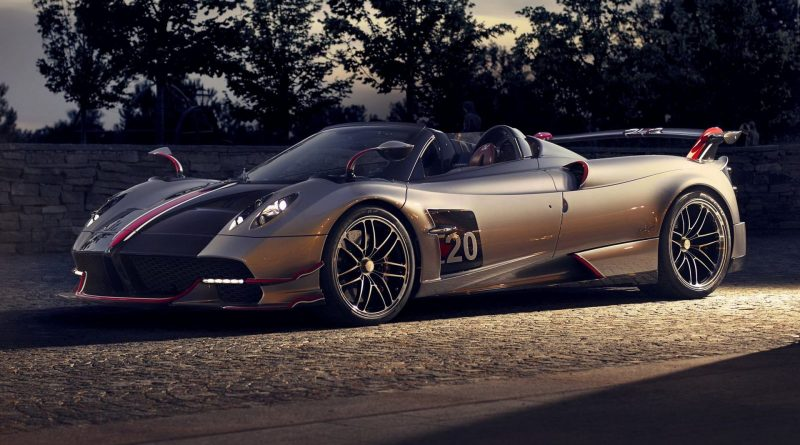 Pagani's V12 to Stay, a €3 Million SUV is Imagined