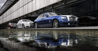 Rolls-Royce Ghost Zenith Ready For European Debut