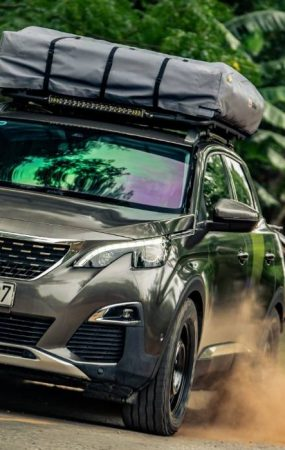 This Peugeot 3008 Needs No All-Wheel Drive to be Adventure-Ready