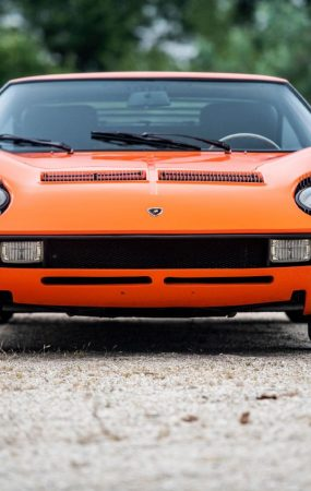 This Ultra-Classic 1967 Lamborghini Miura P400 Worth Big Money