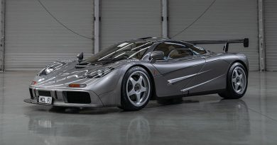 This is One of the Most Expensive McLaren Cars in the World