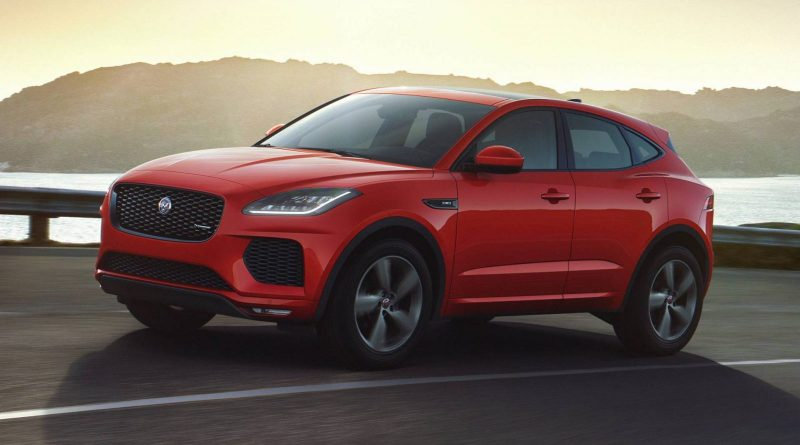 2020 Jaguar E-Pace Checkered Flag Edition Makes Its Debut