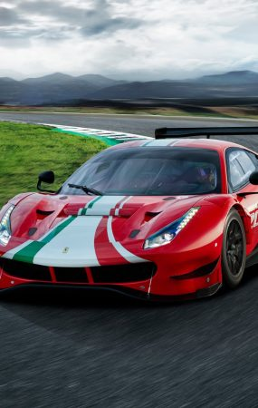 2020 Ferrari 488 GT3 Evo Ready to Face Next Year's Racing Season