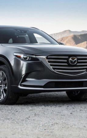 2020 Mazda CX-9 Price and Specifications