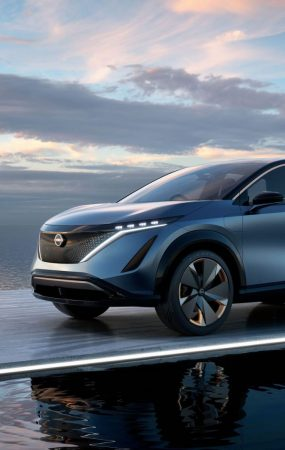 Ariya Concept Previews Nissan's New Design Philosophy
