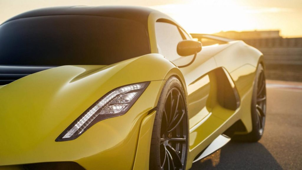 How Much Horsepower Does a Hennessey Venom F5 Have?