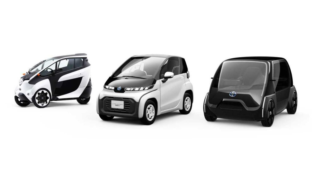 Meet Toyota's Small Electric Car Slated to Arrive in 2020