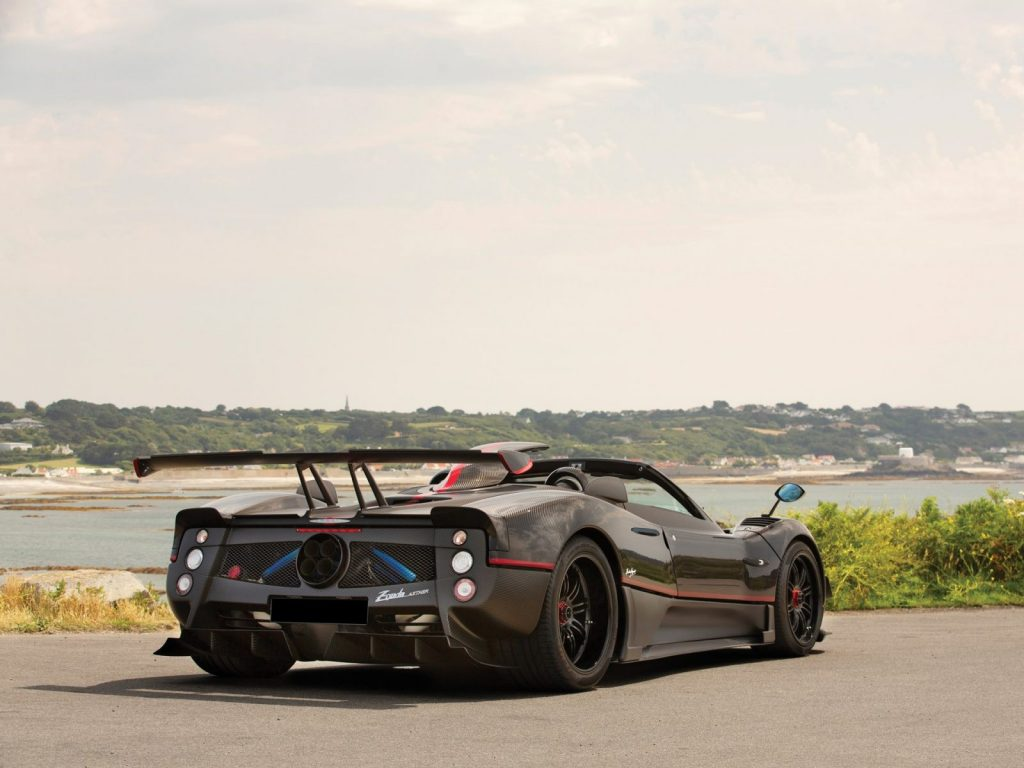 Pagani Zonda Aether to Go Under Hammer This November