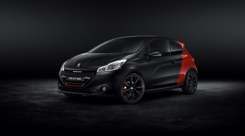 Peugeot GTi Moniker Could Be Erased in 2020