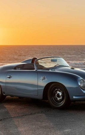 Resurrected 1959 Porsche 356 Takes New Form