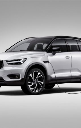 Wanna Charge Your PHEV For Free? Buy a Volvo
