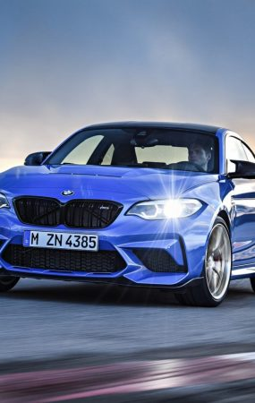 2020 BMW M2 CS is Abundant in Carbon Fiber