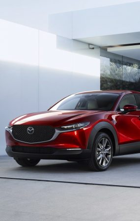 2020 Mazda CX-30 Arriving in America