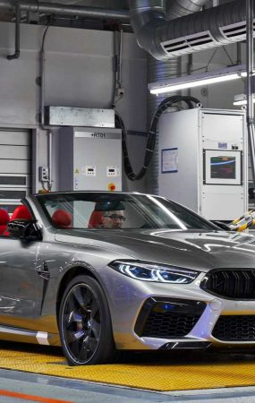 Fully-Optioned BMW M8 Convertible Cost a Quarter Million Dollars?