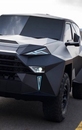 Meet the Most Expensive SUV in the World