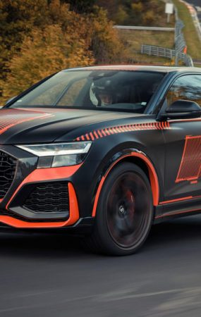 New 2020 Audi RS Q8 Smashes Nürburgring SUV Record
