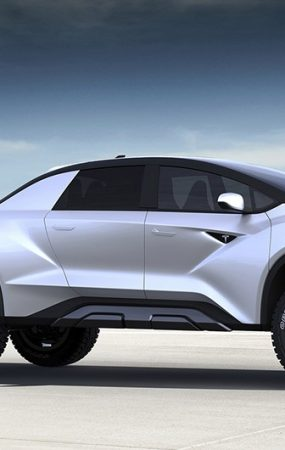 New Tesla Electric Pickup Truck Scheduled for November 21 Reveal