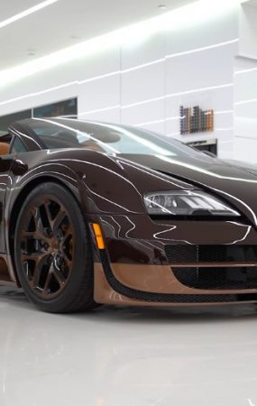 Bugatti Veyron Maintenance Costs Can Break The Bank