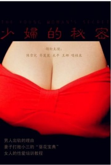 The Young Woman's Secret 2012 full movies