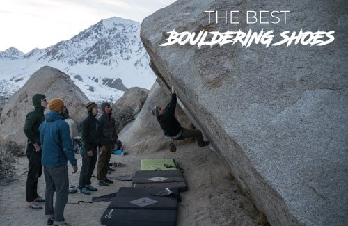 The Best Bouldering Shoes For 2021