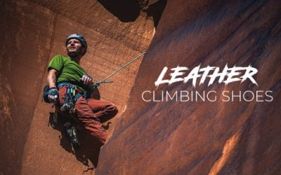 Best Leather Climbing Shoes