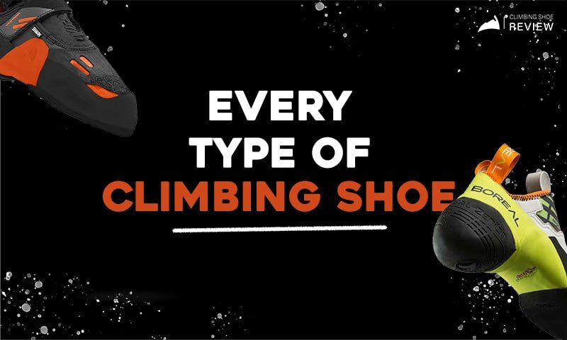 Types of Climbing Shoes