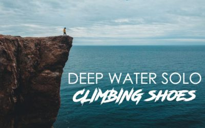 Deep Water Solo Shoes