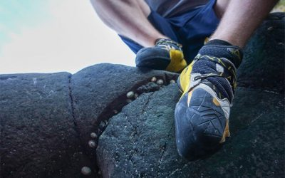 How much are climbing shoes?