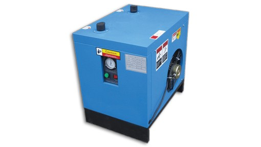 CNC Plasma Cutters optional Refrigerated Air Dryer for unprecedented parts life and cutting reliability