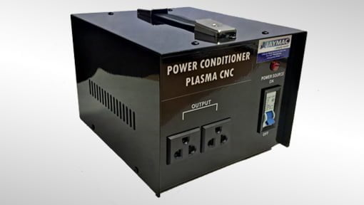 CNC Plasma Cutters Power Conditioner: protection for sensitive electronics