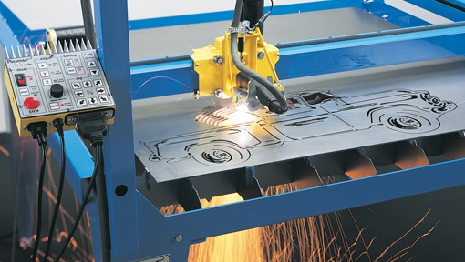 CNC Plasma Cutters, Ready, Set, Cut – no hidden extras, simply add electricity and compressed air!