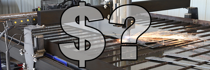 How much does a CNC Plasma Table Cost?