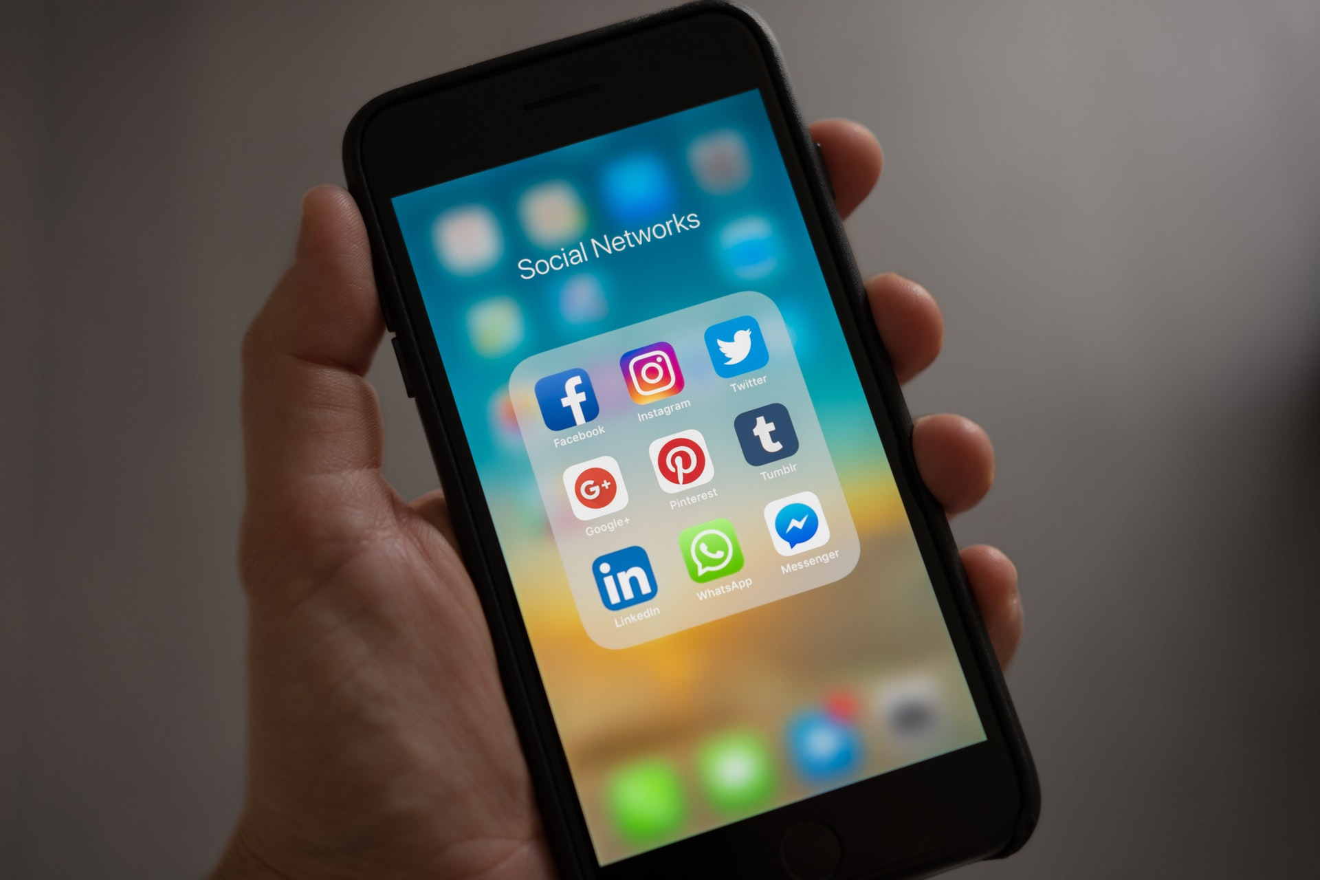 embrace technology and social media