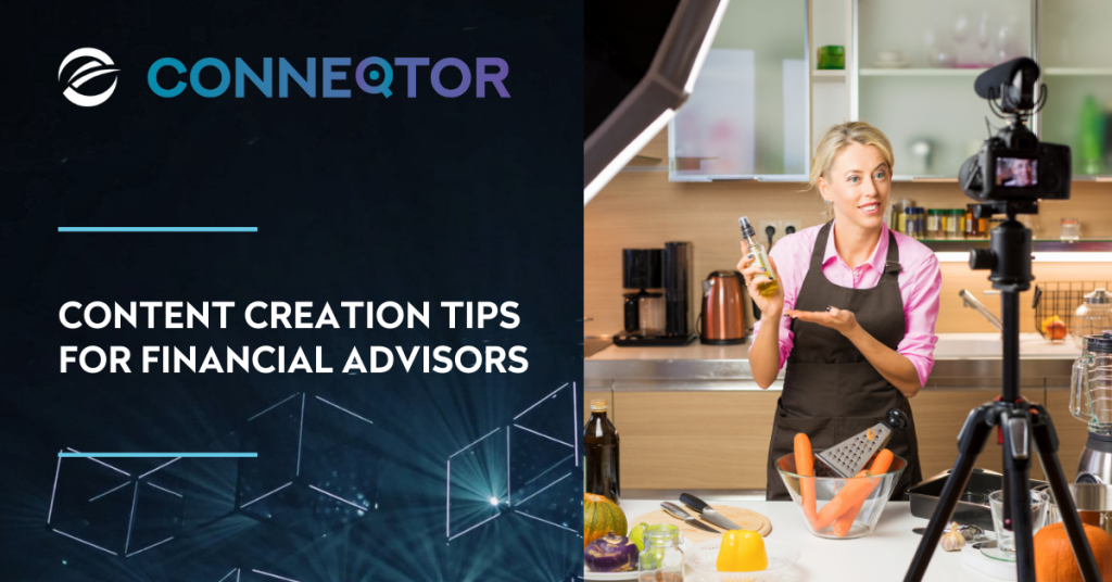content writing tips for financial advisors