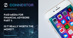 online marketing of financial services for virtual financial advisors
