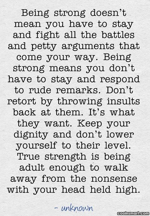 Quotes On Maturity 5