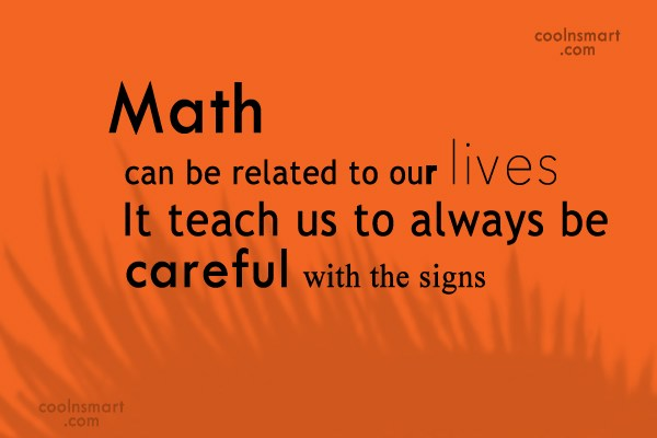Math Quotes For Students 2