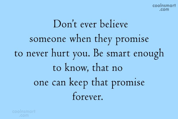 Quotes About Promises 5