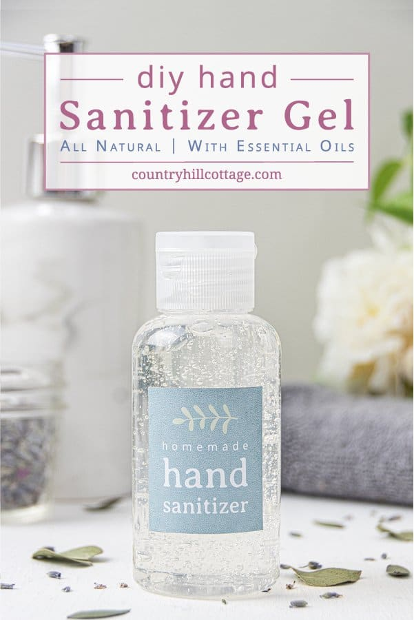 Diy Hand Sanitizer Gel How To Make Your Own Hand Sanitizer