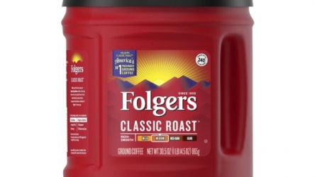 Folgers Classic Roast Ground Coffee $5.99