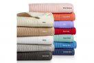 Martha Stewart Collection -Quick Dry Reversible Bath Towel $5.99
