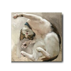 buy kitten paintings online-1