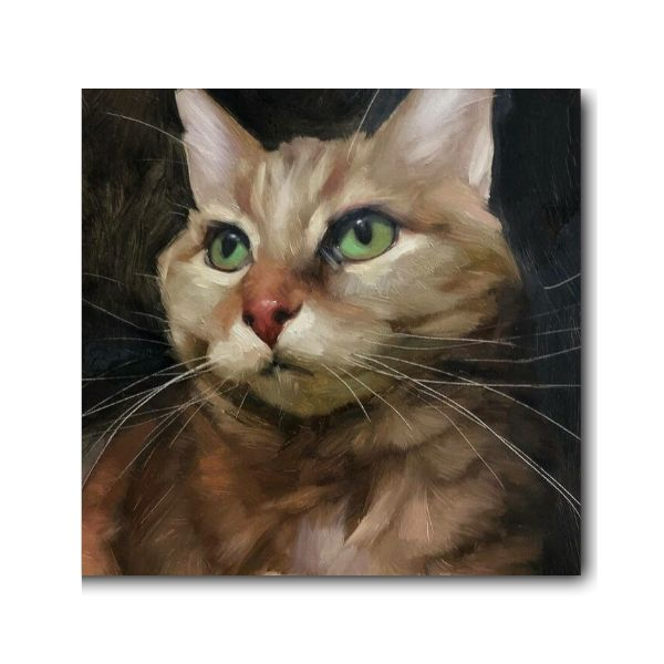 Cat Paintings Online