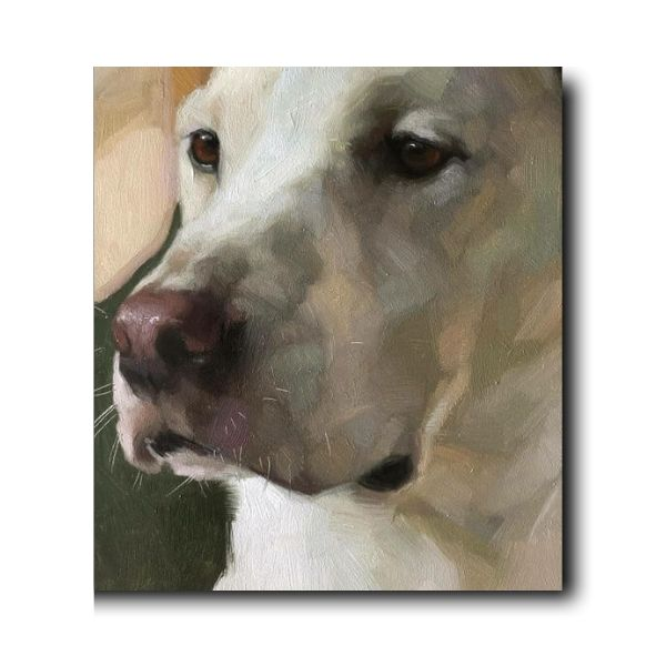 family dog paintings-1