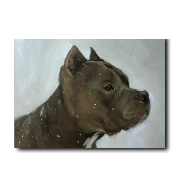 wildlife paintings for home-1