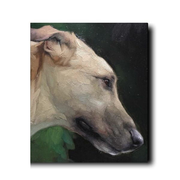 buy dog paintings online-1