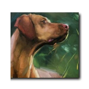 Cute Dog Paintings-1